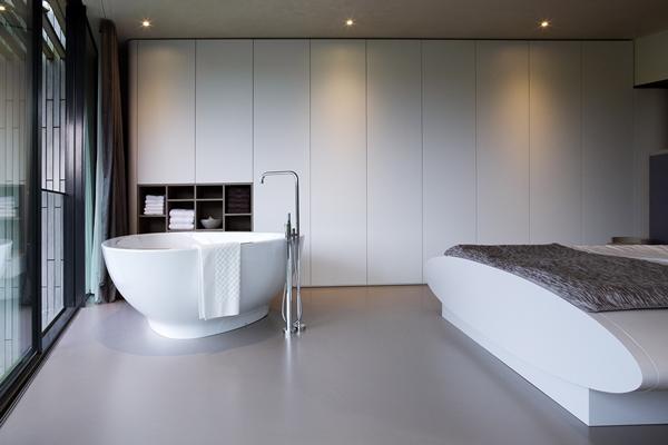 Yben interieur en projectdesign | Interieurontwerp Villa ...