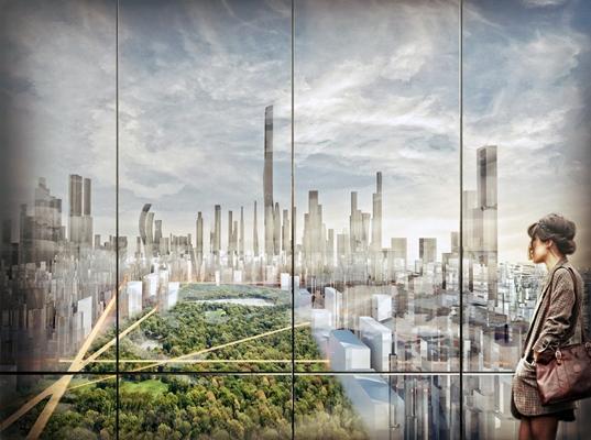 Slaapbank Manhattan Vd.Een Groen Manhattan Voor De Kust Van Jakarta Architectenweb Nl