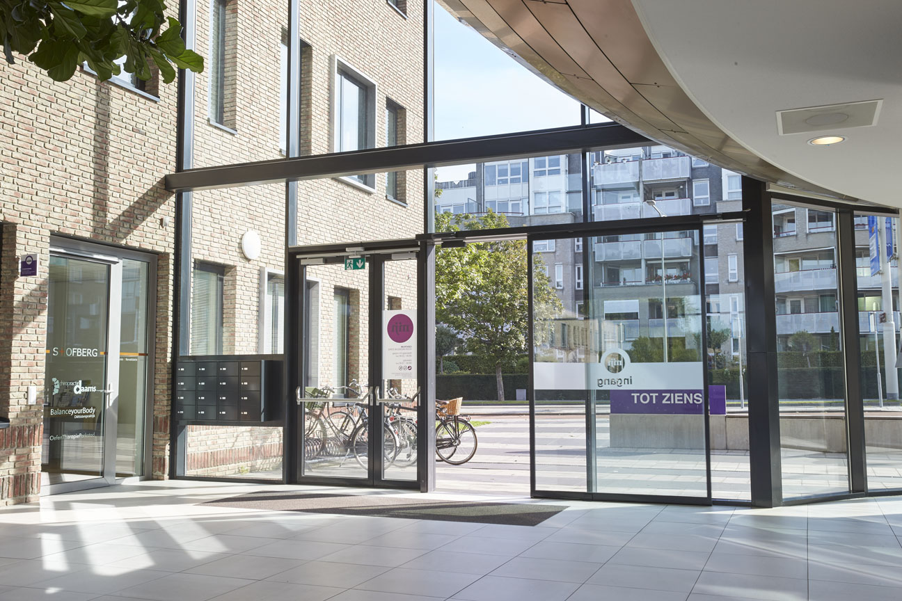 Geze Automatische Deuren : Geze benelux b v zuyderland medisch centrum architectenweb