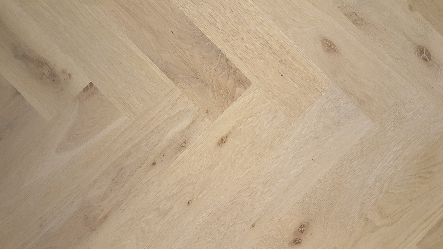 Eikenhouten Visgraat Vloer : Fairwood visgraat parket vloer architectenweb.nl