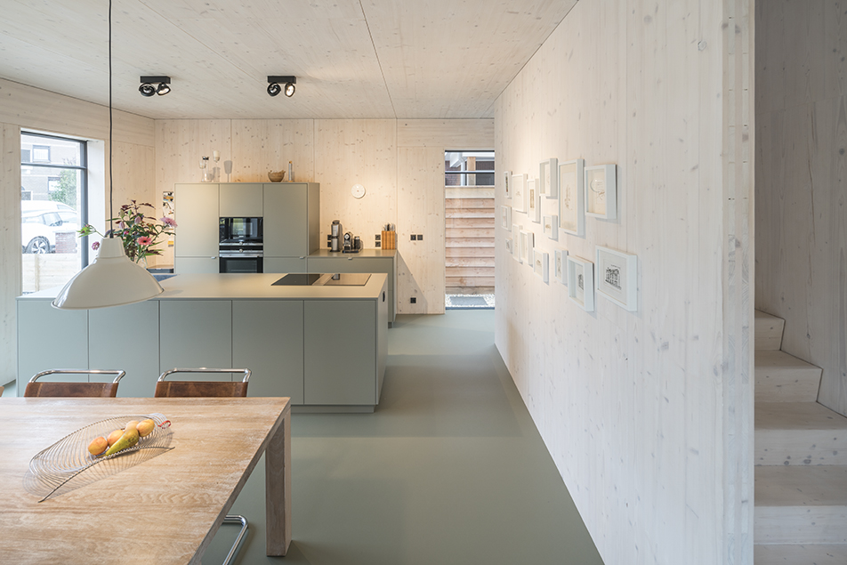 Forbo flooring active house schiedam architectenweb