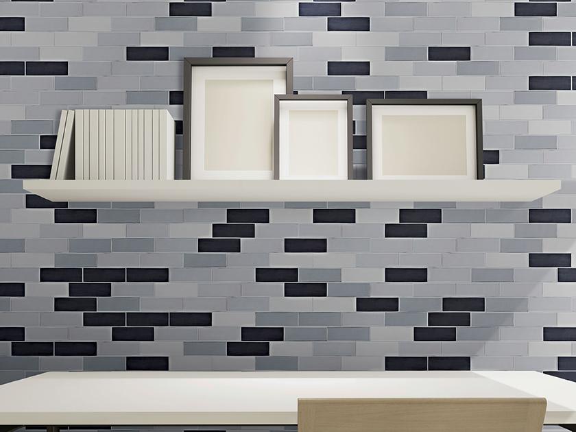 Patroontegels Inspiratie Grafisch : Intercodam tegels ornamenta design tegels architectenweb.nl