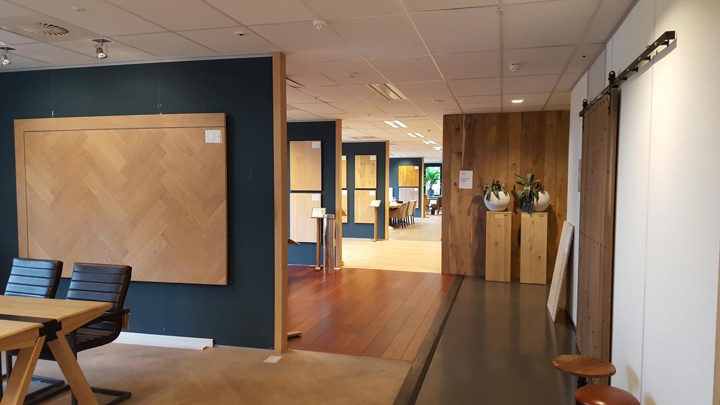 Houten Vloeren Tiel : Fairwood eken houten vloer architectenweb.nl