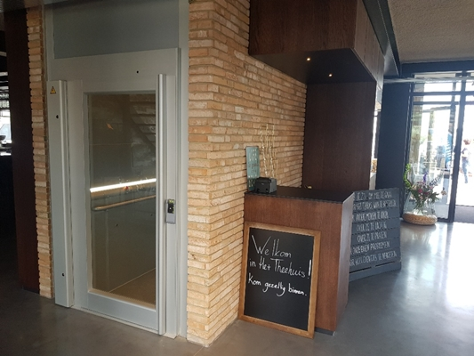 Design Keukens Grou : Triwa liften personenlift het theehuis grou architectenweb