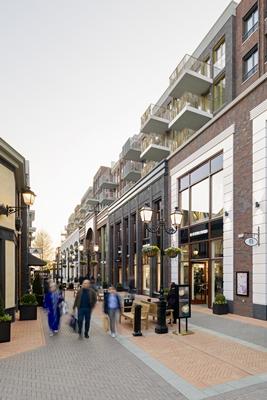 Slaapbank Manhattan Vd.Woontoren Wordt Boegbeeld Jazz City Roermond Architectenweb Nl