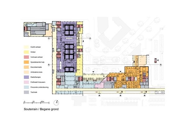 EGM architecten | Nieuwbouw Erasmus MC - architectenweb nl
