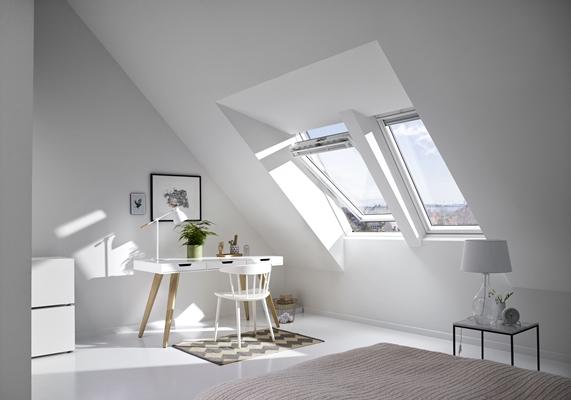Velux Dakkapel Serre : Velux nederland b.v. velux dakkapellen architectenweb.nl
