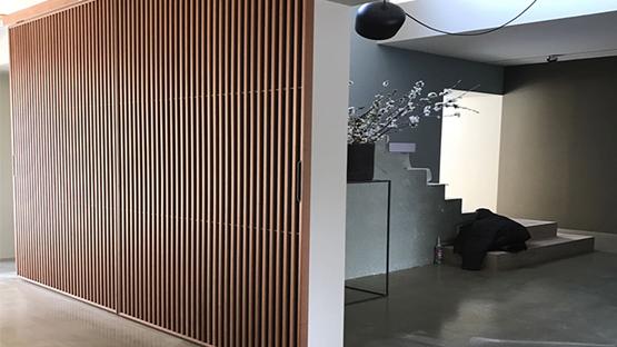 Noctum | Japanse schuifdeur voor woonkamer - architectenweb.nl