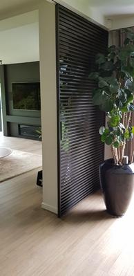 Noctum | Moderne schuifdeur voor woonkamer - architectenweb.nl