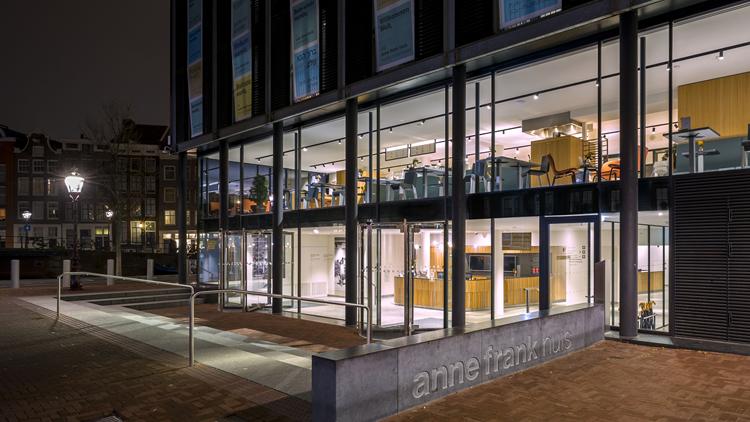 Interieur Verbouwing Hoekpand : Rermbrandthuis presenteert plannen verbouwing architectenweb