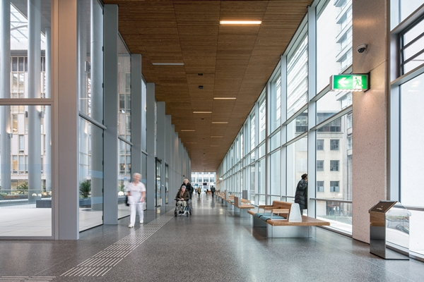 Erasmus MC grote winnaar Rotterdam Architectuurprijs