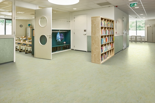 Forbo Vloeren Verkooppunten : Forbo flooring nieuwe marmoleum marbled architectenweb