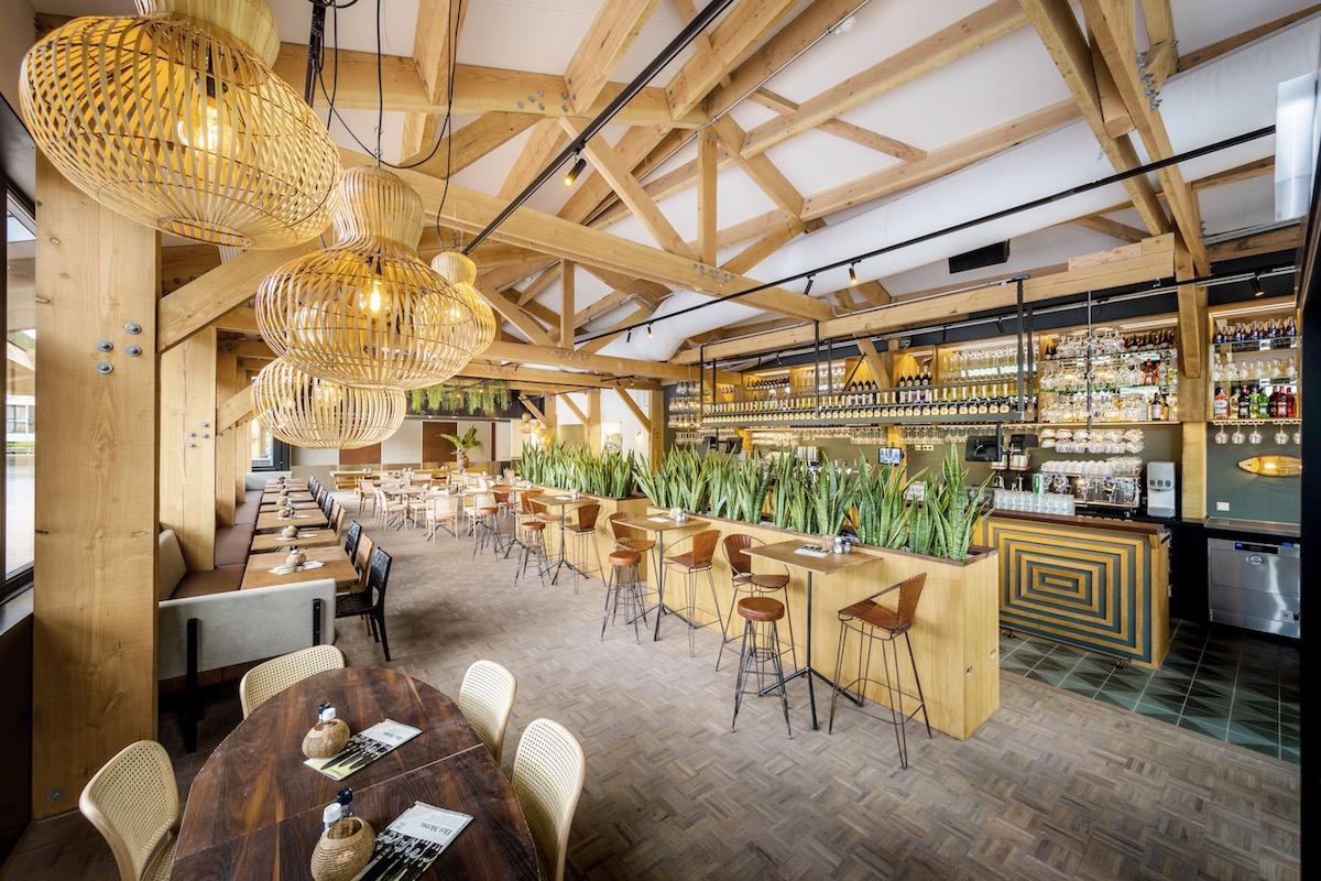 Enzo architectuur & interieur ® nieuwbouw restaurant strandzuid