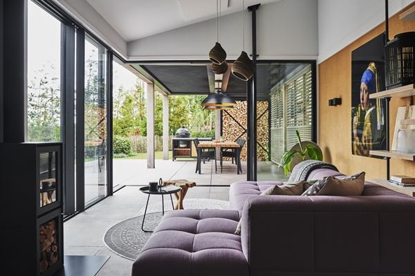 Enzo architectuur & interieur ® buitenhuis voor vier seizoenen