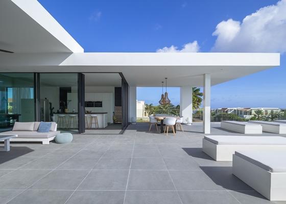 Ihc architects woning modern minimalistisch architectuur ihc