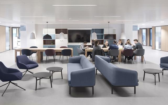 Design Bank Palau.Palau Campus Den Haag Universiteit Leiden Architectenweb Nl