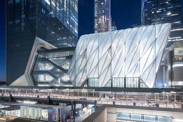 Slaapbank Manhattan Vd.Flexibel Kunstencentrum Met Uitschuifbare Schil Voor New York