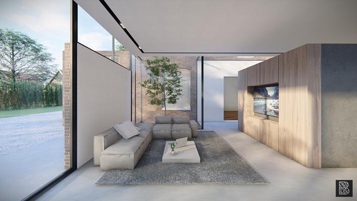 Ihc architects minimalistische verbouwing renovatie woning 1902