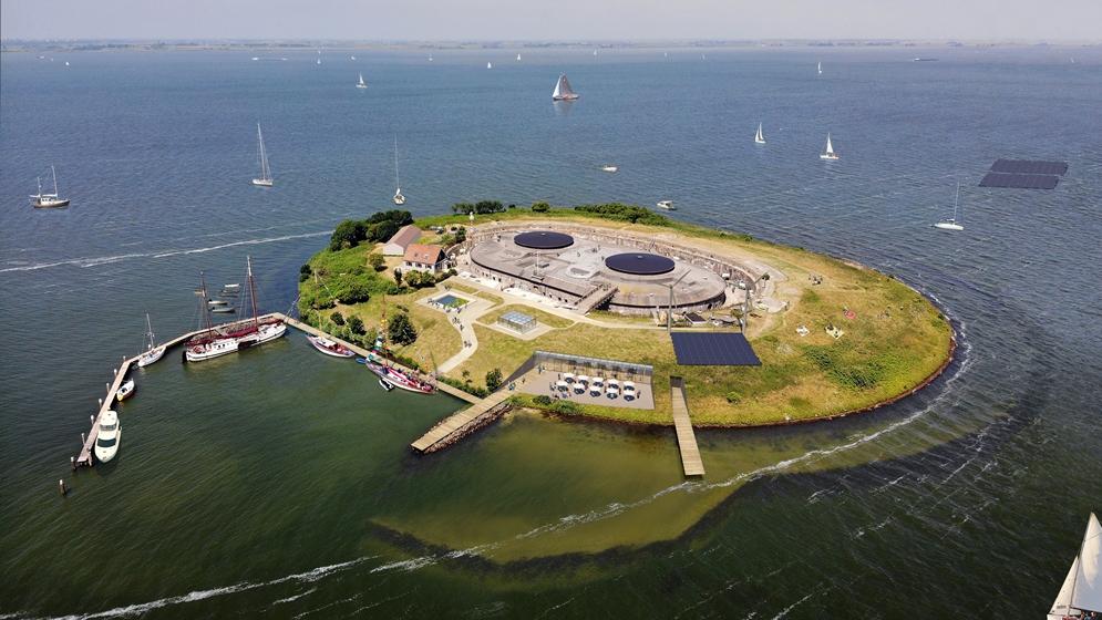 Renovatie Fort van Hoofddorp afgerond - architectenweb.nl