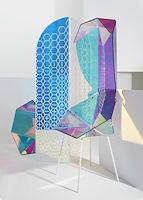 De Prismania-meubels verschieten van kleur