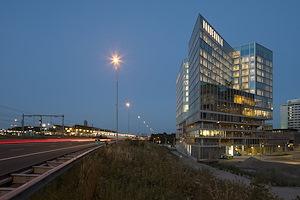 Van der Valk-hotel Amsterdam verkozen tot BNA Beste Gebouw van het Jaar