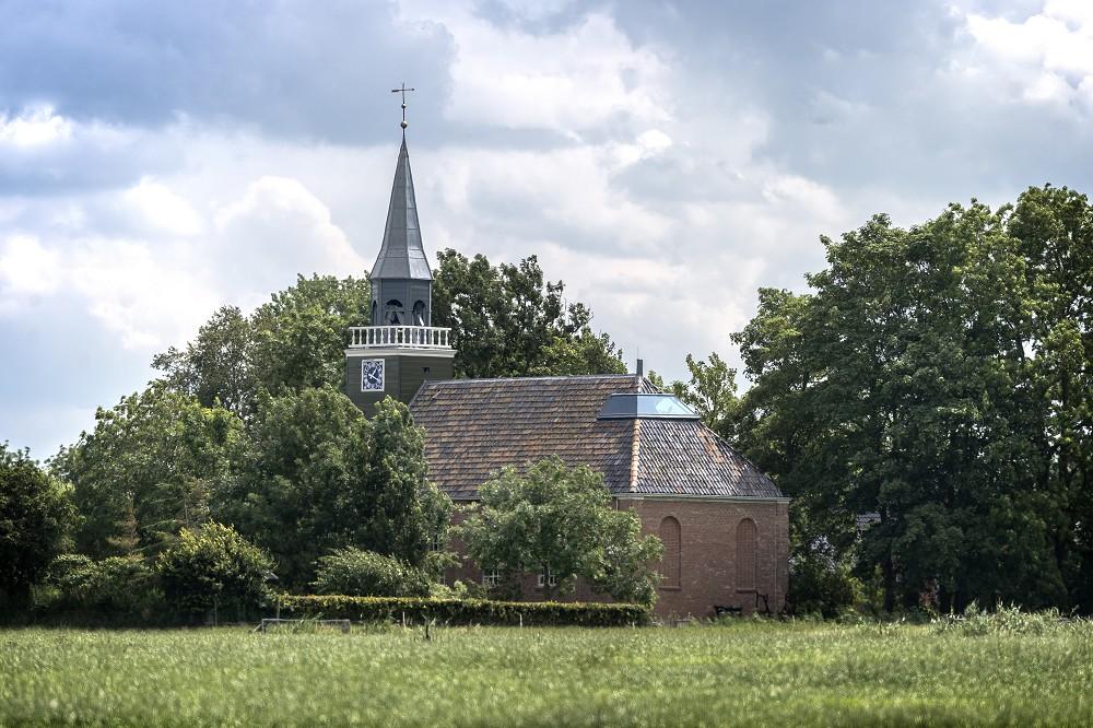 Nieuwe sociale functie voor kerk Klein Wetsinge - Architectenweb
