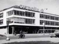 Architecten transformatie Citro�ngarages bekend