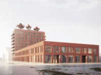 Bouw Docklands in Buiksloterham van start