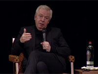 Video: interview David Chipperfield