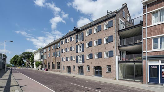 Transformatie pakhuis, Deventer