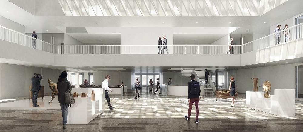 ​Bouwstart project van KAAN in Lille