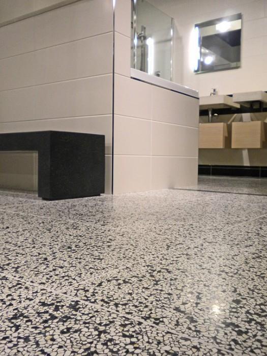 Intercodam Tegels B V (Product)  ECOSTONE, terrazzo vloertegels