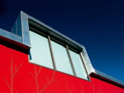 Rockpanel Colours - Salvation Army (Chelmsford)