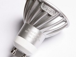 DecaLED High Power GU10 dimare lichtbron 6W / 2700K (warm wit)