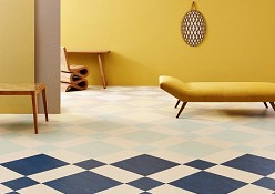 Marmoleum Modular Dutch Design
