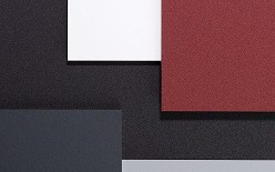 ALUCOBOND urban, the extremely matt colours