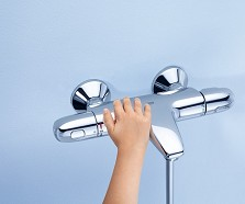 GROHE Grohtherm thermostaten