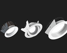 LLE LED F-Downlighters