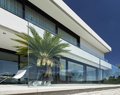 BALARDO ALU, glasbalustrade