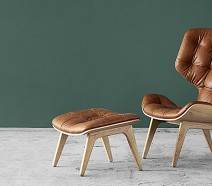 Norr11 fauteuil Mammoth by Perla Kantoorinrichting