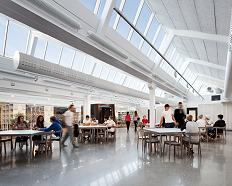 VELUX modulaire lichtstraten (i.s.m. Foster+Partners)