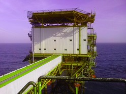 Offshore Cladding