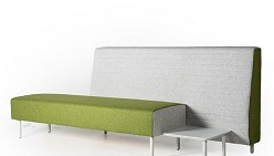 Mitab Sequenze bank |  Scandinavische design bank