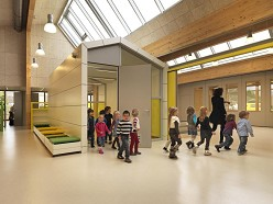 Brede school De Maasparel Interieur