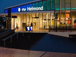 STATION HELMOND - BRUNEL AWARD 2014