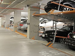 Parkeersysteem MultiVario 2042 in Australi�