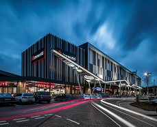Cineworld complex, Whiteley